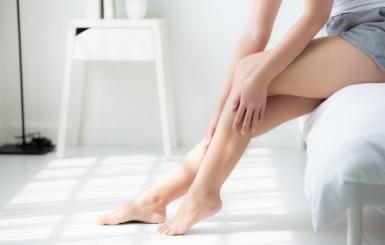 常常一天下班後,小腿明顯水腫,有什麼改善方式?